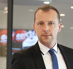Krzysztof Wójciak CEO Modecom