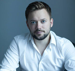 Piotr Baczynsk CEO Immersion